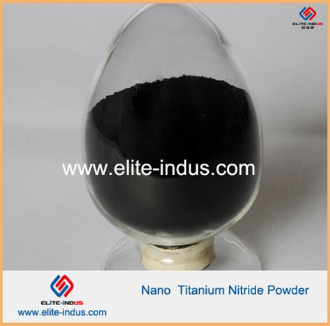 titanium nitride powder small particle size distribution nano titanium nitride