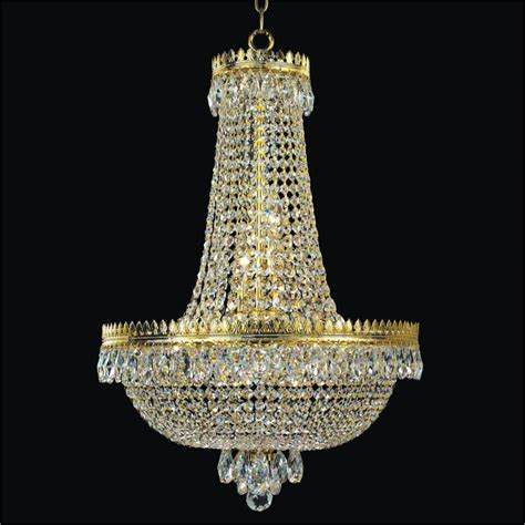 Crystal Basket Chandelier Roman Empire 548 Glow Lighting Chandeliers