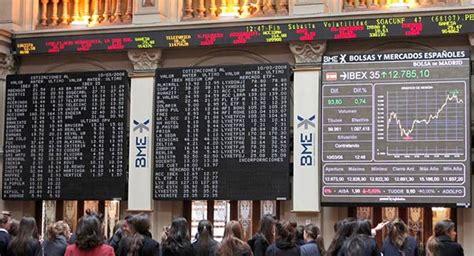 banco santander bolsa de madrid 161 en picada bancos catalanes caen con fuerza en la bolsa
