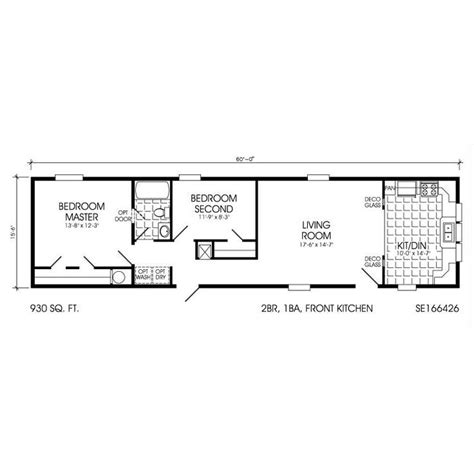 small double wide mobile home floor plans 25 best ideas about single wide on pinterest single