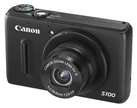 camara canon s100 canon powershot s100 gps compact the register