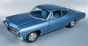 1967 chevrolet impala diecast model legacy motors