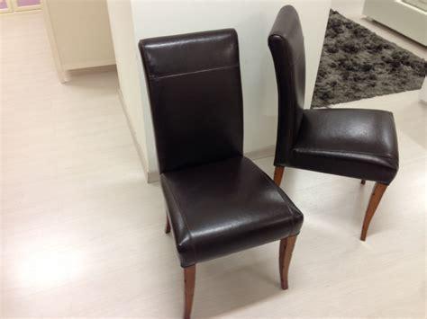sedia in pelle sedia pelle lombardelli arredamenti