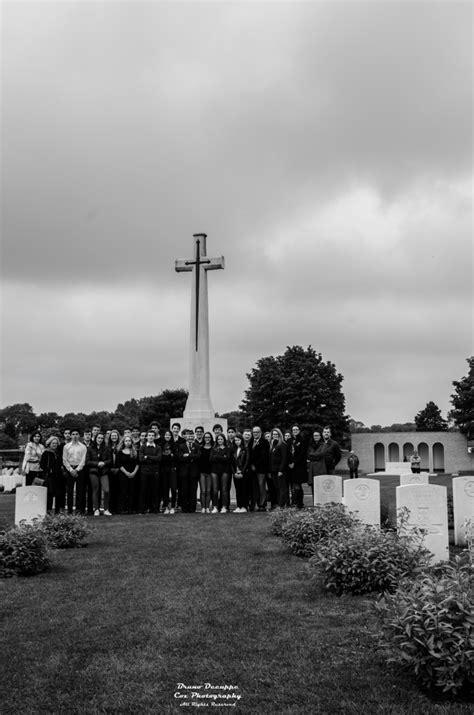 Ranville - Commémorations en Normandie 2016