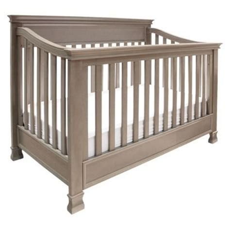 Target Grey Crib by Million Dollar Baby Classic Foothill 4 In 1 Convertible Crib With Toddler Rail Weathered Grey