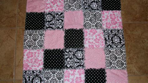 Rag Quilt by It S A Priceless Easy Rag Quilt