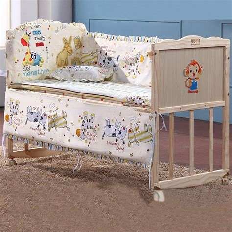 cheap swinging crib online get cheap wood cot bed aliexpress com alibaba group