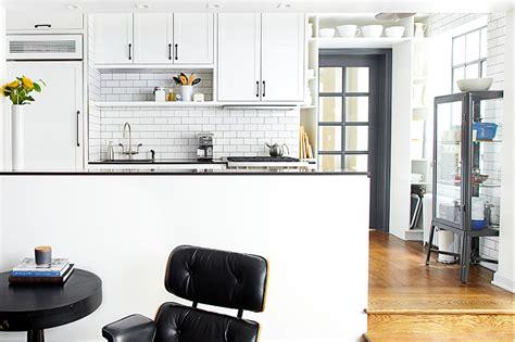 L Kitchen Design Layouts art deco combination apartment lauren rubin