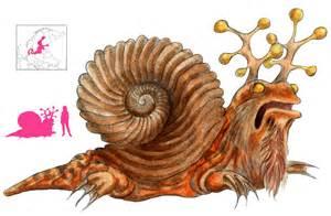 how should s nails be sarmatian sea snail a book of creatures