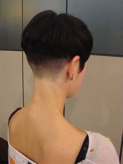 pixie cut with shaved nape 17 best images about napes on pinterest shorts hair