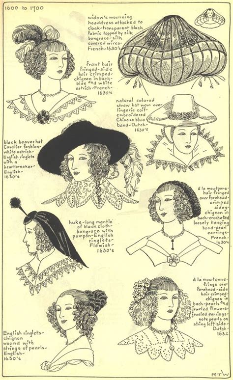17th century hair styles 17th century hats and hairstyles photo this photo was