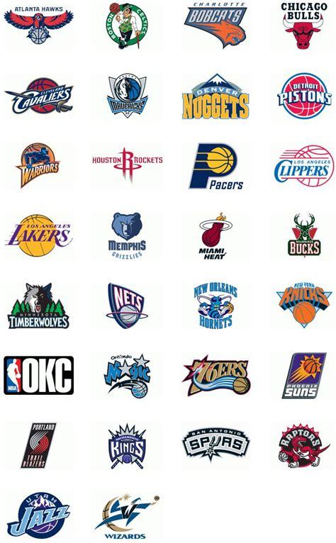 Mba Team Logos by Nba Teams Logo Nba Team Logo Sports And