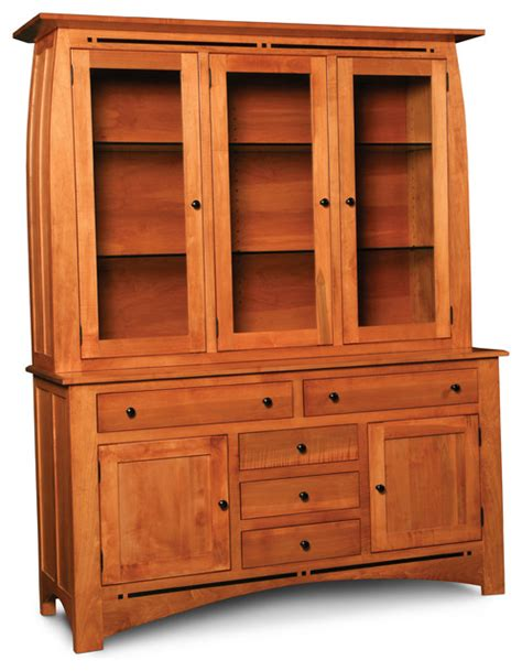 aspen dining hutch contemporary china cabinets and