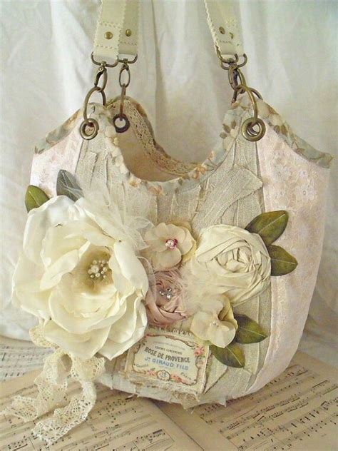 140 best images about shabby purses on pinterest vintage inspired bags and shabby chic
