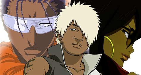 black characters black anime characters thezonextra