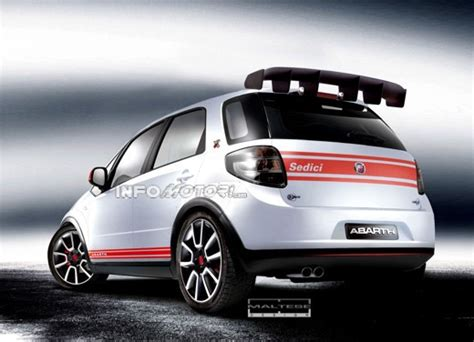 styling sedici pictures the fiat forum