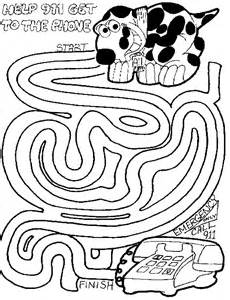 safety coloring pages safety coloring pages coloringpagesabc