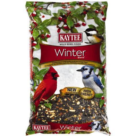 winter blend wild bird food wild bird seed premium