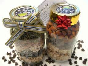 homemade gift in a jar recipes are a thoughtful tasty and