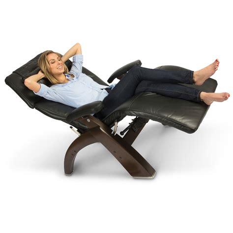 the zero gravity recliner hammacher schlemmer
