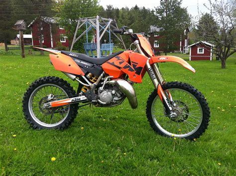 2003 Ktm 125 Sx Horsepower 2003 Ktm 125 Sx Moto Zombdrive