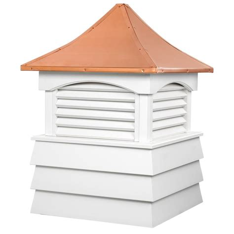 Directions Cupola by Directions Sherwood 36 In X 51 In Vinyl Cupola With