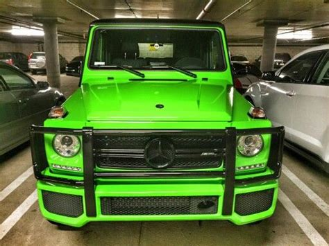 mercedes g wagon green gorgeous lime green mercedes g class my kind