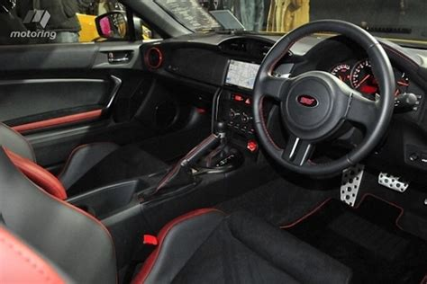 subaru brz custom interior brz interior 2016 floors doors interior design