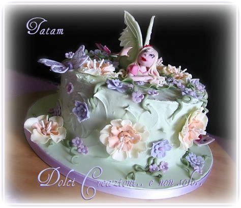 fiori pdz torta fatina dei fiori flowers cake dolci
