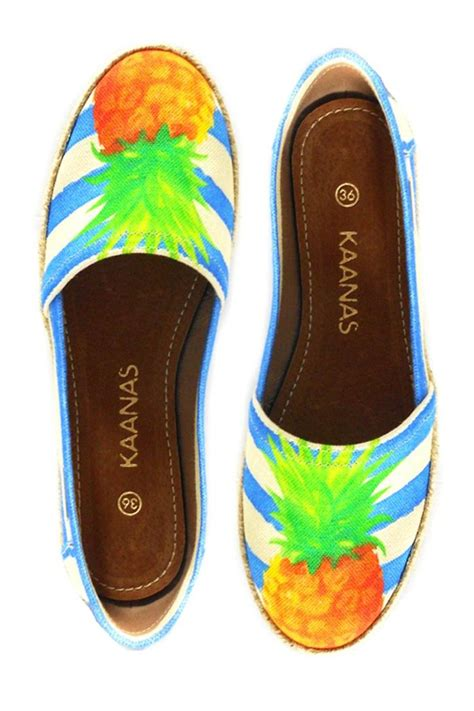 bahama pineapple l kaanas bahamas pineapple shoes from florida by the orchid