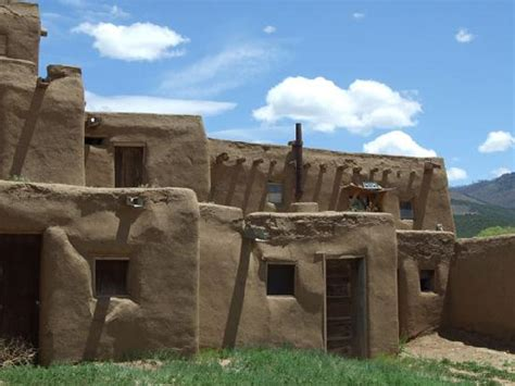 pueblo houses pueblo homes picture of taos pueblo taos tripadvisor