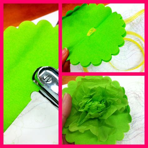 tissue paper flowers craft let s craft tissue paper flowers and a giveaway