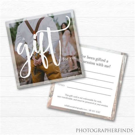 square gift card template 25 best ideas about gift certificate templates on