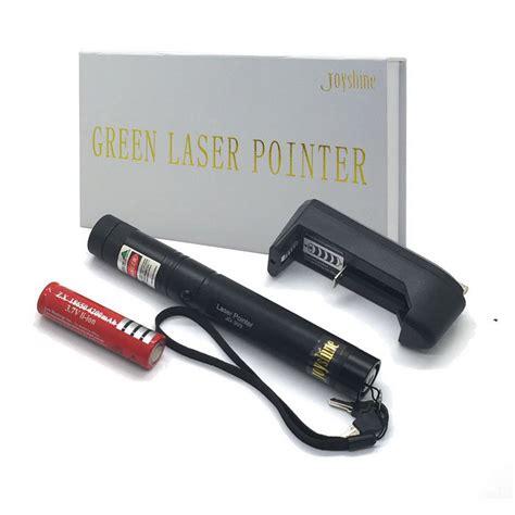 Promo Diskon Green Laser Pointer Jd 303 Sinar Putar Hijau Cahaya Varia joyshine jd 303 green 5mw adjustable focus laser pointer pen set free shipping dealextreme