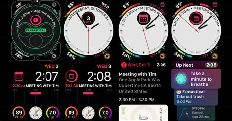 Apple Series 4 8 Complications by Fantastical 2 Gets Apple Series 4 Infograph Complications The Mac Observer
