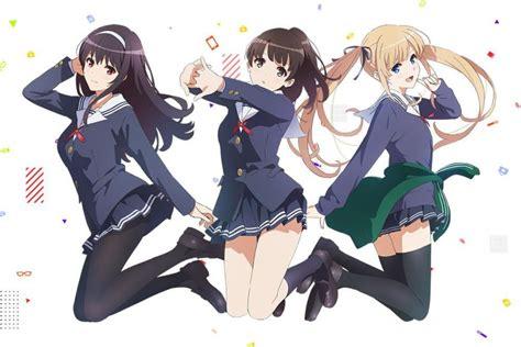 Saekano Saenai Heroine No Sodatekata 1 Japanese Light Novel saenai heroine no sodatekata season 2 visual revealed