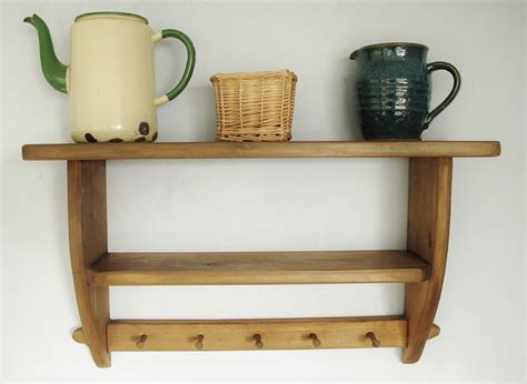 country kitchen shelf vintage country kitchen two tier shelf by seagirl and