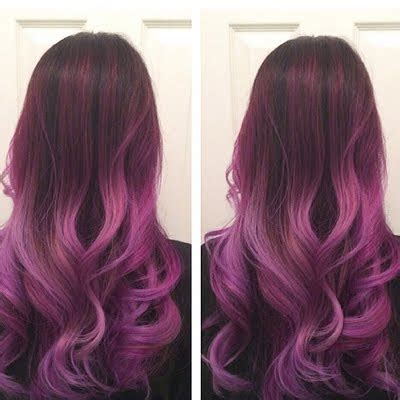 Conair Lavender Hair Dryer purple lilac balayage ombre by d preen me