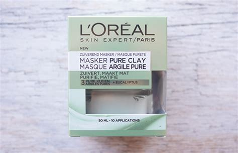 Loreal L Oreal Clay Masker l or 233 al clay maskers cynthia
