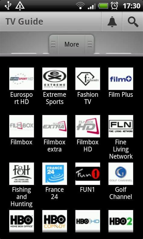tv guide for android tv guide tiviko eu android apps on brothersoft