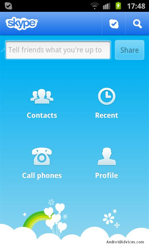 make a free call from to mobile how to make a skype voice call or call on android