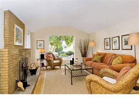 rectangle living rooms ideas  pinterest