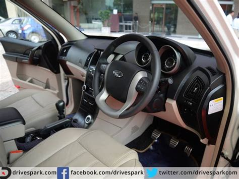 Interior Of Mahindra Xuv 500 by New Age Mahindra Xuv 500 Launched In Bangalore Price