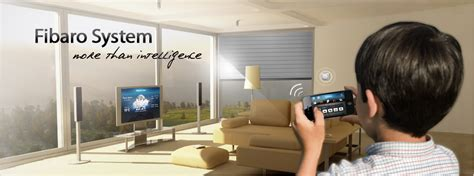 wireless z wave home automation system fibaro system