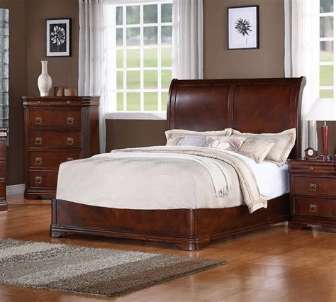 bedroom furniture cherry wood 17 best ideas about cherry wood bedroom on brown bedroom furniture cherry sleigh