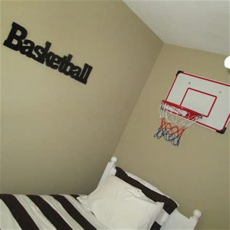 basketball stuff for your room 44 best images about okc thunder bedroom on basketball room boys basketball room
