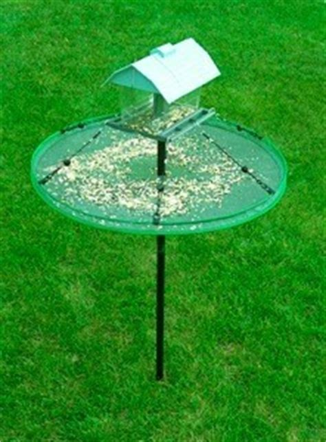 new 24 quot seedhoop seed catcher platform bird feeder ebay