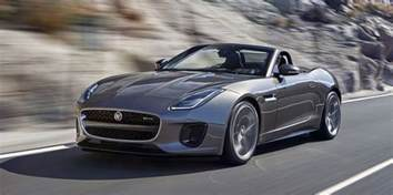 Sport Jaguar 2017 Jaguar F Type Facelift Unveiled With New 400 Sport R