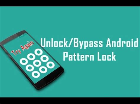 lock screen pattern vs pin how to bypass android lock screen pattern lock removal