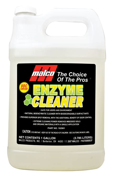 Automotive Upholstery Cleaner Enzyme Cleaner